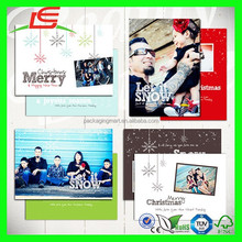 N729 2014 Christmas Cards, Holiday Greeting Card For Photograph