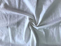 100%cotton plain dyed knitted warp single jersey 160gsm 170cm width fabric for garment