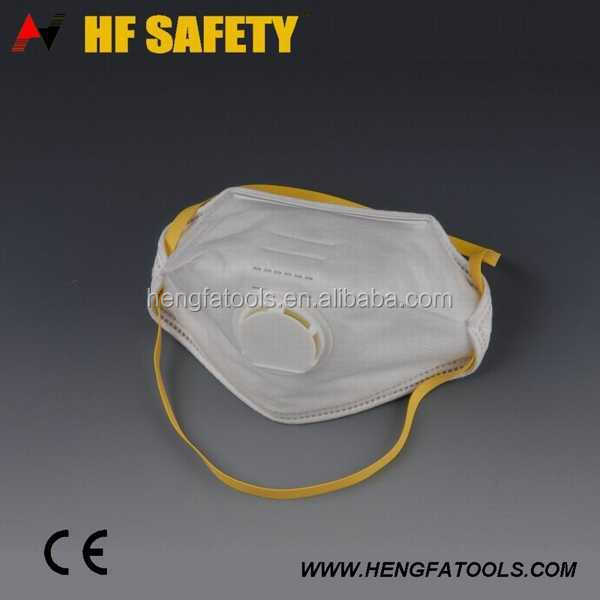 folding dust mask face mask raw material