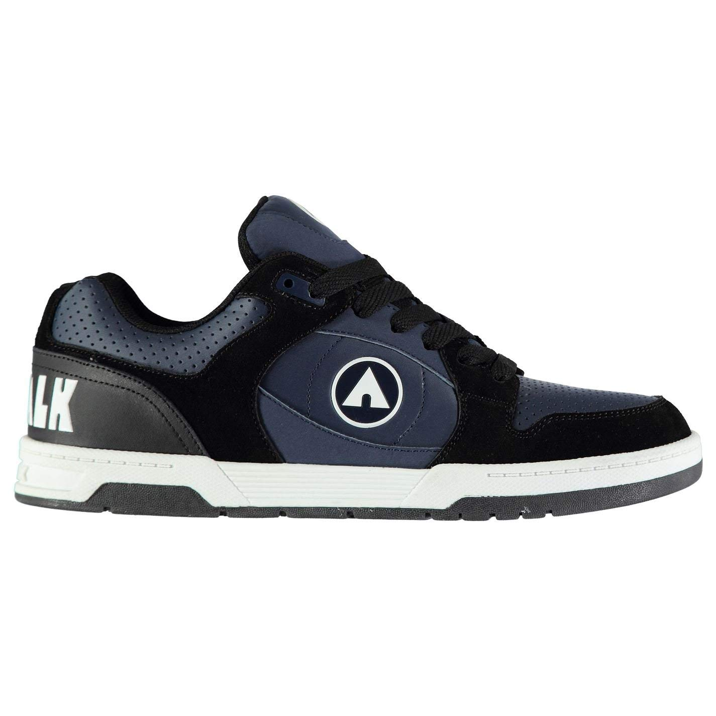 115c7688ef3a1 Get Quotations · Airwalk Mens Throttle Skate Shoes Lace up