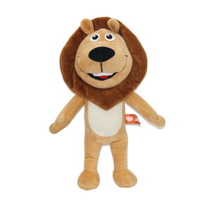factory price personal custom stuffed plush toy lion doll for Adult and kids