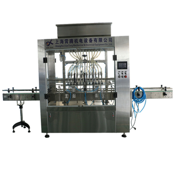 Automatic cans beverage filling machine with ISO certificate
