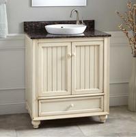 Laundry sink vanity, 36 inch vanity