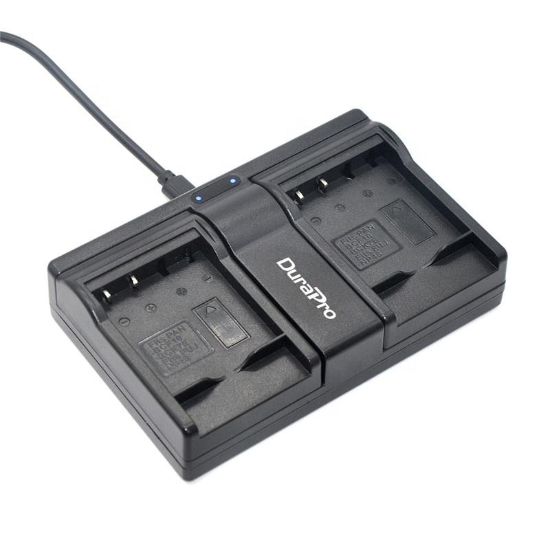 FX68,FX70 FX66 Dual-Ladegerät DMW-BCF10 für Panasonic Lumix DMC-FX65 Akku