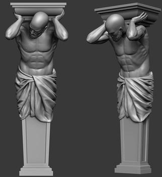 Ancient Greek God Figure Fiberglass Atlas Statue For Home Buy Fibergalss Atlas Atlas Statue Atlas Sculpture Product On Alibaba Com