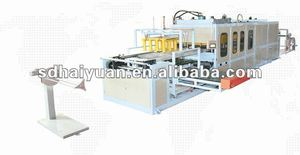 HY- fully automatic vaccum forming machine