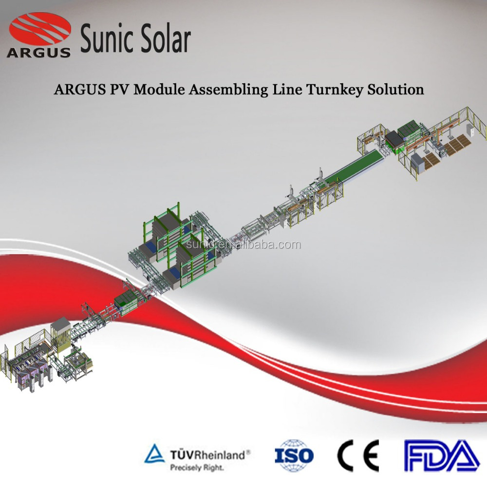 solar panel production line turnkey solution project for 5mw 10mw 20mw 30mw 50mw 60mw 300w 24v solar panel