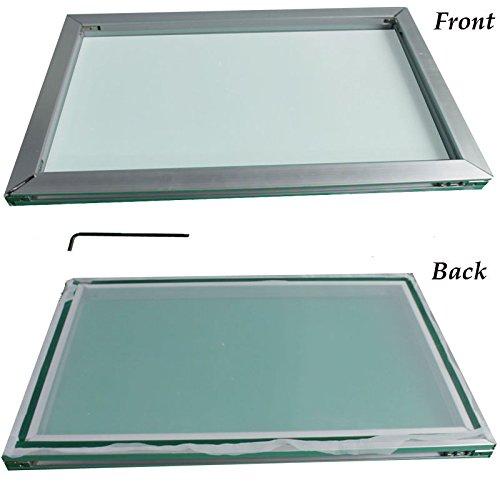 Self-tensioning Aluminum Screen Printing Frame Multi-Sizes Silk Screen Printing Frames