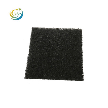 China wholesale high quality competitive price polyurethane AC foam filter sponge filter