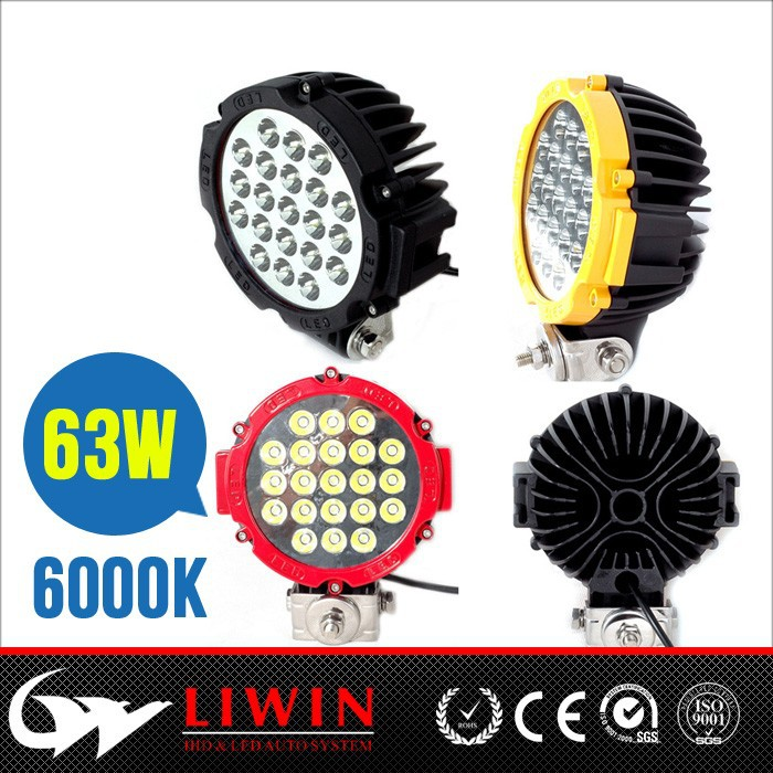 liwin auto electronics accessary ip67 led work light for 4x4 truck