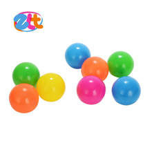 50pcs wholesale colorful plastic bulk ball pit balls for kid