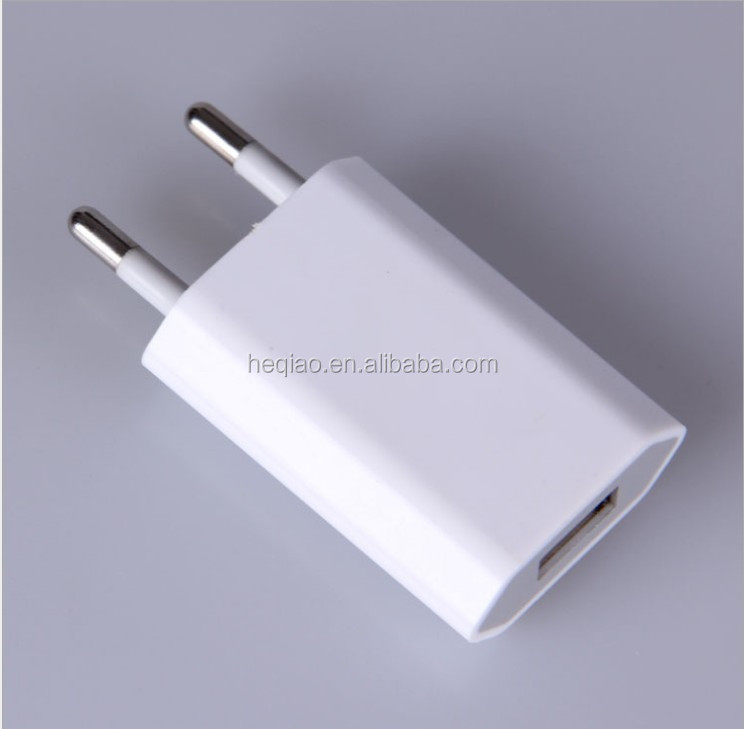 original usb charger for iphone 6s/6s plus in EU plug with original logo
