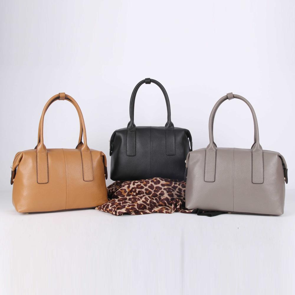 Latest ladies leather handbags from China