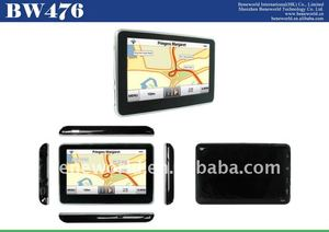 2011 HOT !!gps navigator av output with FM,BT,AV IN,TMC