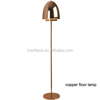 Hotel Decorative Standing Light Modern Aluminum Floor Lamp Big Flexible Swivel Height-adjustable Hall Standing Lamp