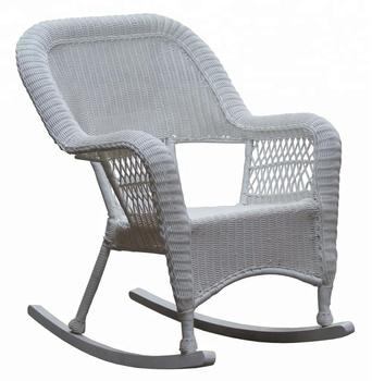 Antique Jardin En Osier Chaise à Bascule Buy Chaise à Basculeen