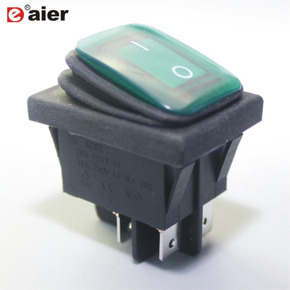 Kema Rocker Switch T125, Kema Rocker Switch T125 Suppliers and ...
