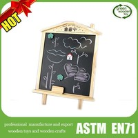 Kids Small Blackboard,Magnetic Board Wooden Easel,2015 Kids ...