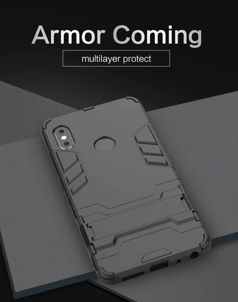 new concept a9be3 04bcd High Quality Custom Case Cover For Xiaomi Redmi Note 5 Pro Kickstand  Case,For Redmi Note 5 Pro Back Covers - Buy For Redmi Note 5 Pro Back  Covers,For ...