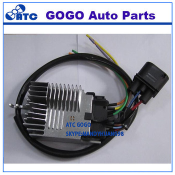 High Quality Radiator Fan Control Module For Audi A4 8e0-959-501-ag 8e0 959  501ag - Buy 8e0 959 501ag,Radiator Fan Control Module,Radiator Fan Control