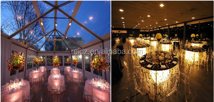 Wedding Decoration Materials Led