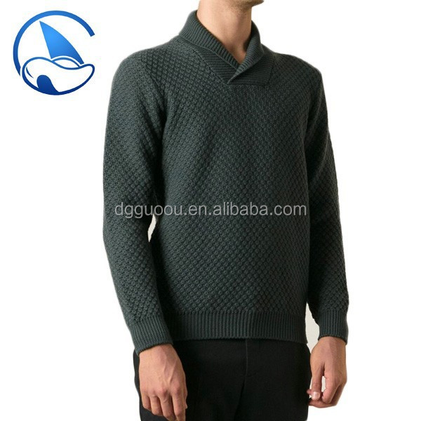 Top Fashion Crochet Mens Knitwear
