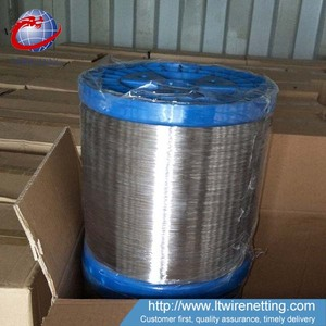 China supplier sale high zinc 0.13mm cleaning ball wire/scourer wire