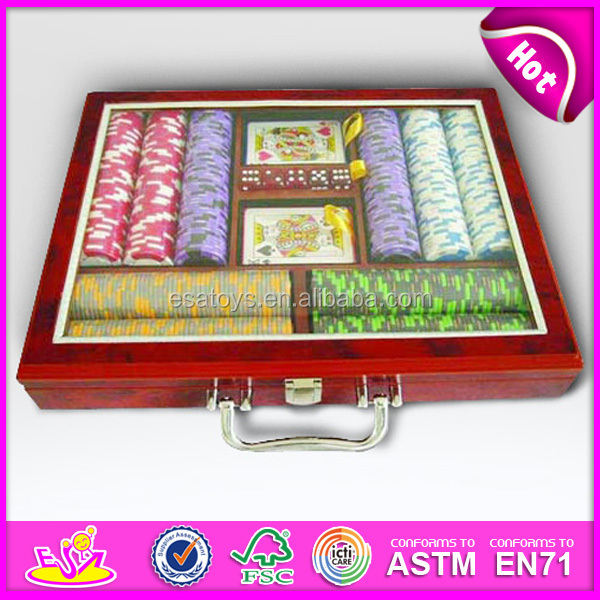 100 Pcs Customized Poker chip sets poker chip set in Silver aluminium case KT29113