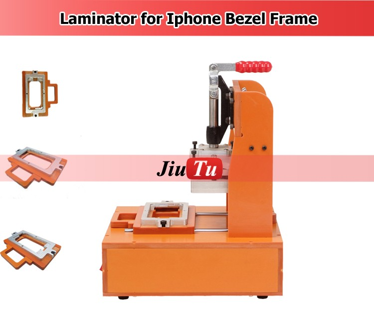 Frame Laminator Hot Pressure Bracket Laminating Machine for iPone Screen Bezel