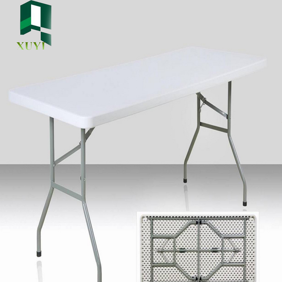 2016 Europe round foldable plastic table