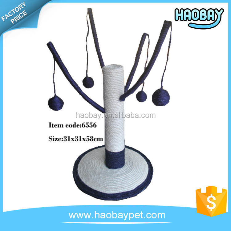 The fine quality cat scratching toys,pet cat toy