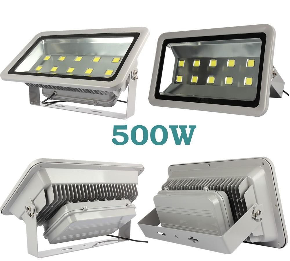 Brightest Led Floodlight White Warm White 500w 600w Led