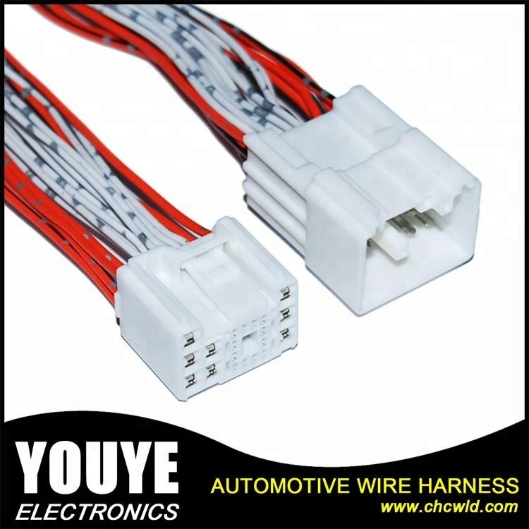 Youye Oem Automotive Wire Harness Manufacturer For Car Power Window on