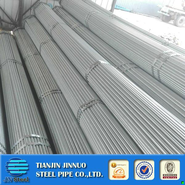 leading manufacturer galvanized scaffold steel tube 48mm size electrical wiring pipe