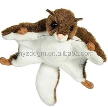 Wholesale Toys Flying Squirrel Blanket Plush Stuffed Animal Toy High