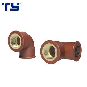 Water Supply PPR Fittings Female Thread ELBOW 90 degrees