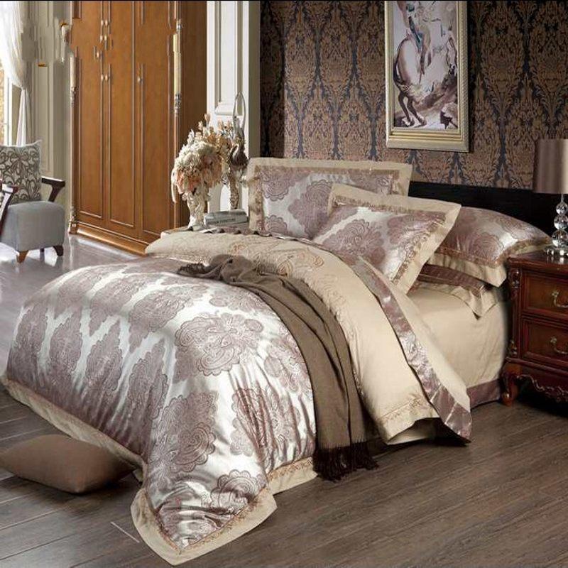 popular silk comforter set queen buy cheap silk comforter set queen lots from china silk. Black Bedroom Furniture Sets. Home Design Ideas