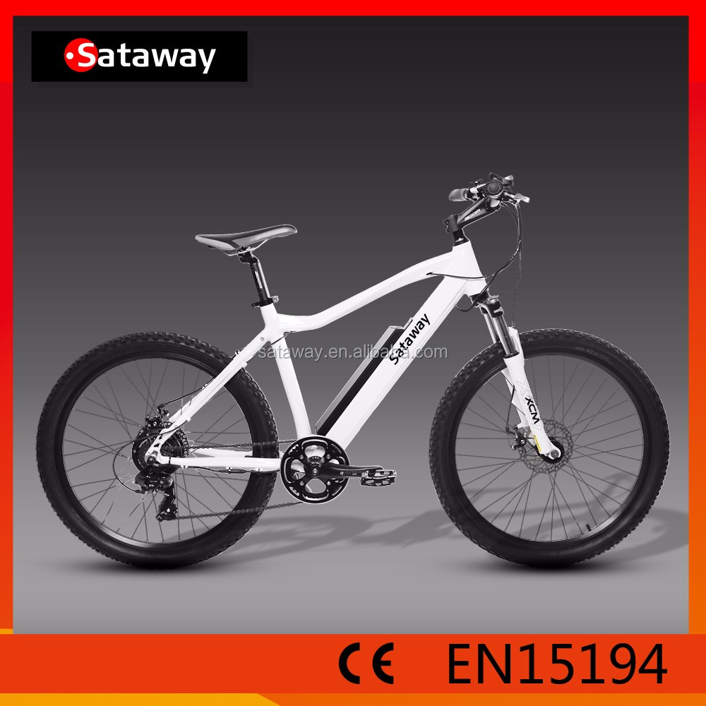 Sataway strong e bike electric bicycle with CE EN15194