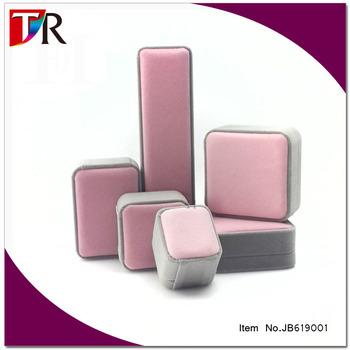 Jewelry box manufacturer china custom velvet jewelry box for Custom jewelry packaging manufacturers