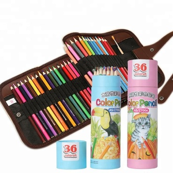 Wholesales aquarelle watercolor pencils set