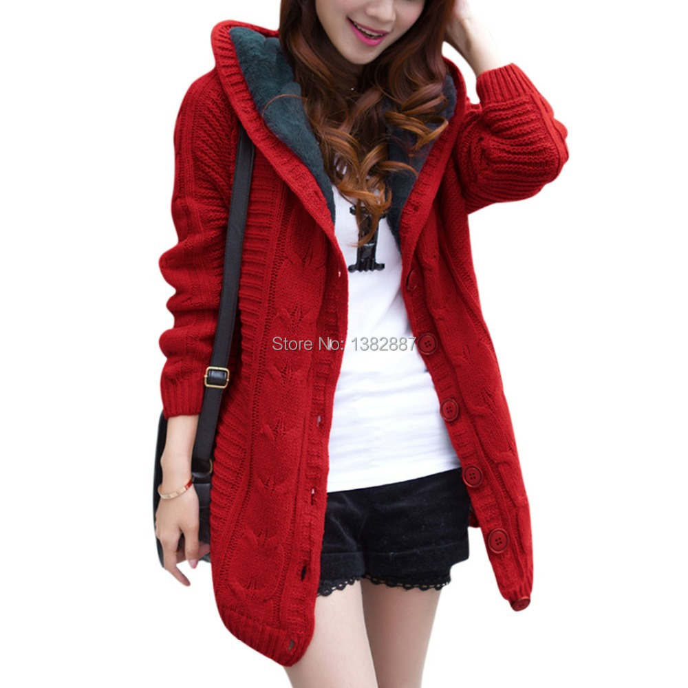 Cheap Red Cardigan Women, find Red Cardigan Women deals on line at ...