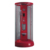 High Quality Multi-Functional Red Painted Beautiful Round Bathroom Shower Cabin