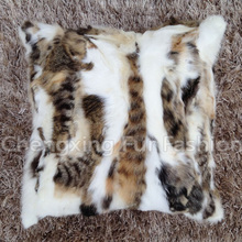 CX-D-129 All'ingrosso Home Decor Reale Fur <span class=keywords><strong>Copertura</strong></span> <span class=keywords><strong>Del</strong></span> <span class=keywords><strong>Cuscino</strong></span>