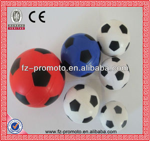 Cheap PU stress ball pu foam ball stress football pu soccer