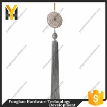 Latest OEM quality beauty curtain tassels from manufacturer
