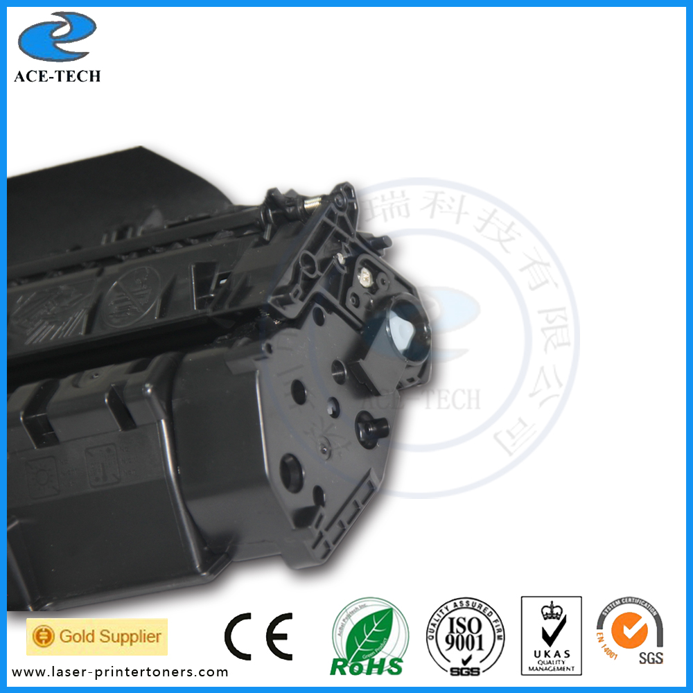 Black Q7553A compatible toner cartridge for HP LaserJet P2014 P2015 M2727nfMFP M2727mfsMFP laser printer