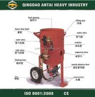 Portable Vacuum Sand Blasting Machines/Portable Shot Blasting Machine