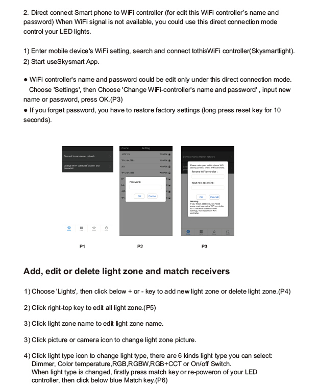 SKydance WiFi apps LED Controller use in Android and iOS system, View  Wifi-relay, SKYDANCE Product Details from Guangzhou Skydance Lighting  Technology