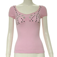 65 polyester 35 cotton t shirt polyester t shirt