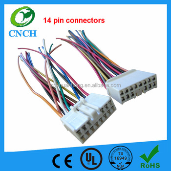 Door wiring harness 14 pin connectors for_350x350 door wiring harness 14 pin connectors for toyota buy 14 pin door wiring harness connector pins at gsmx.co